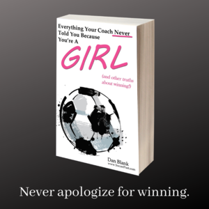 Never Apologize for Winning