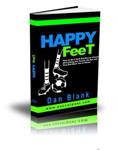 Happy Feet by Dan Blank